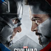 Captain America- Civil War - Poster 3D IMAX