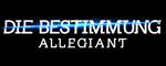 Die Bestimmung - Allegiant - 3D Logo