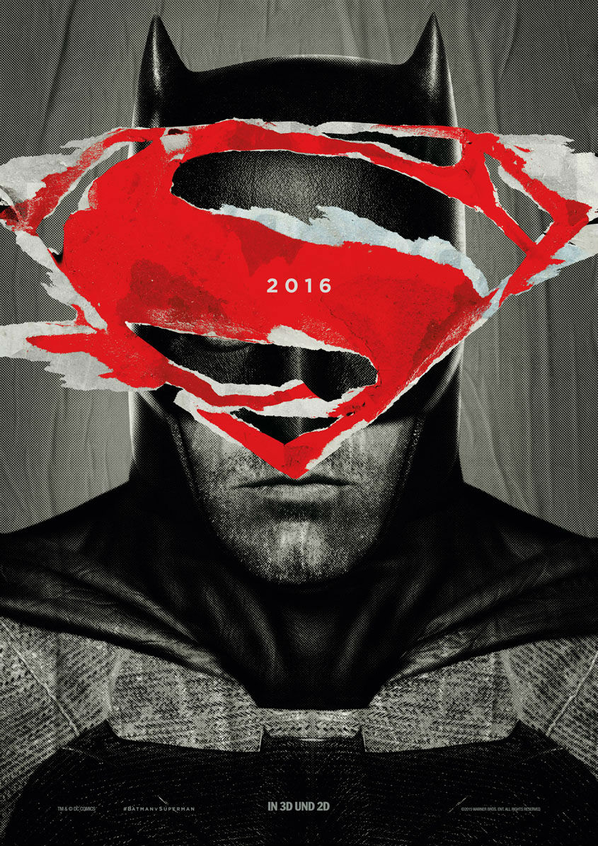 Batman vs Superman - Plakat