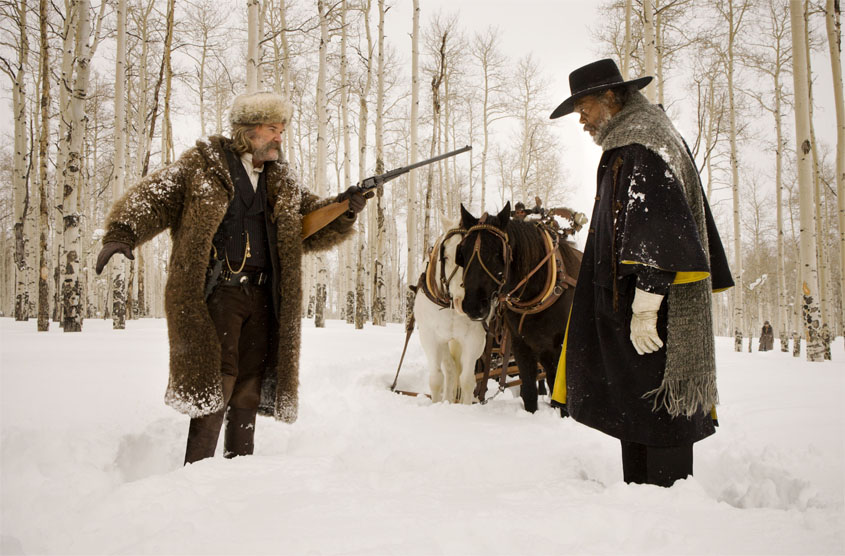 The Hateful Eight - Szenenbild