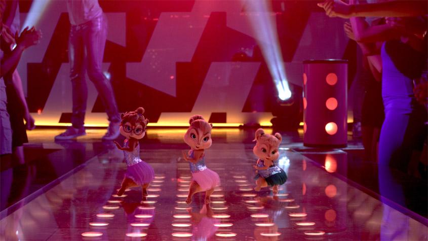 Alvin und die Chipmunks 4- Szenenbild 3
