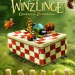 Die Winzlinge - Operation Zuckerdose - Plakat 3D