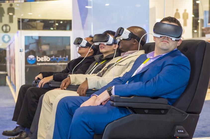 Virtual Reality Augmented Reality 360 Grad