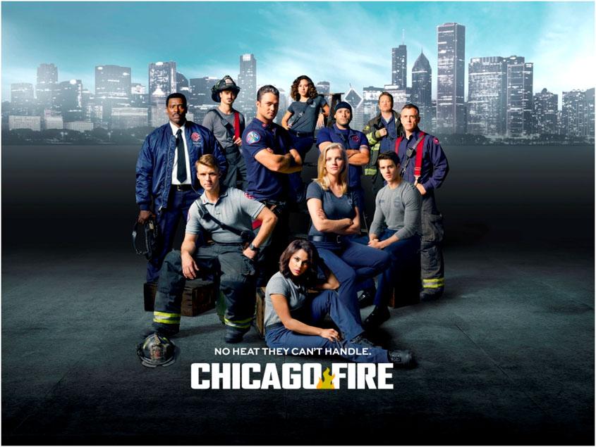 Chicago Fire- Banner