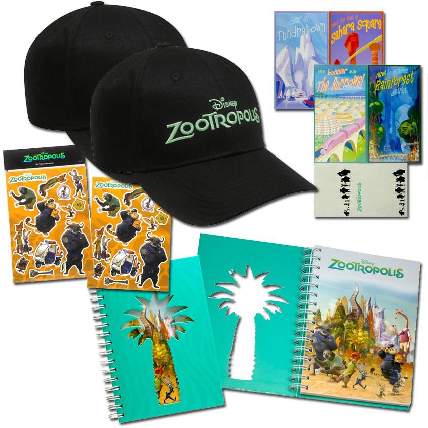 Gewinne Zoomania
