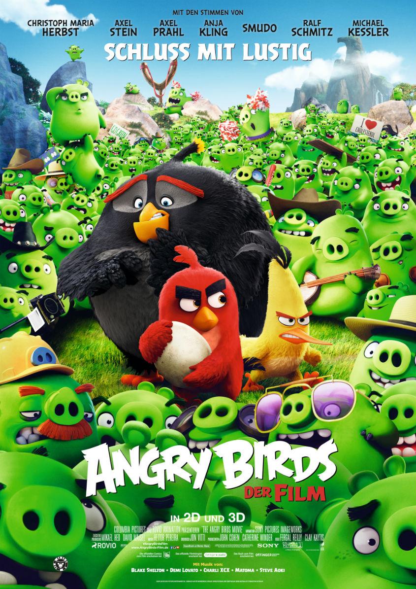 Angry Birds -Hauptplakat