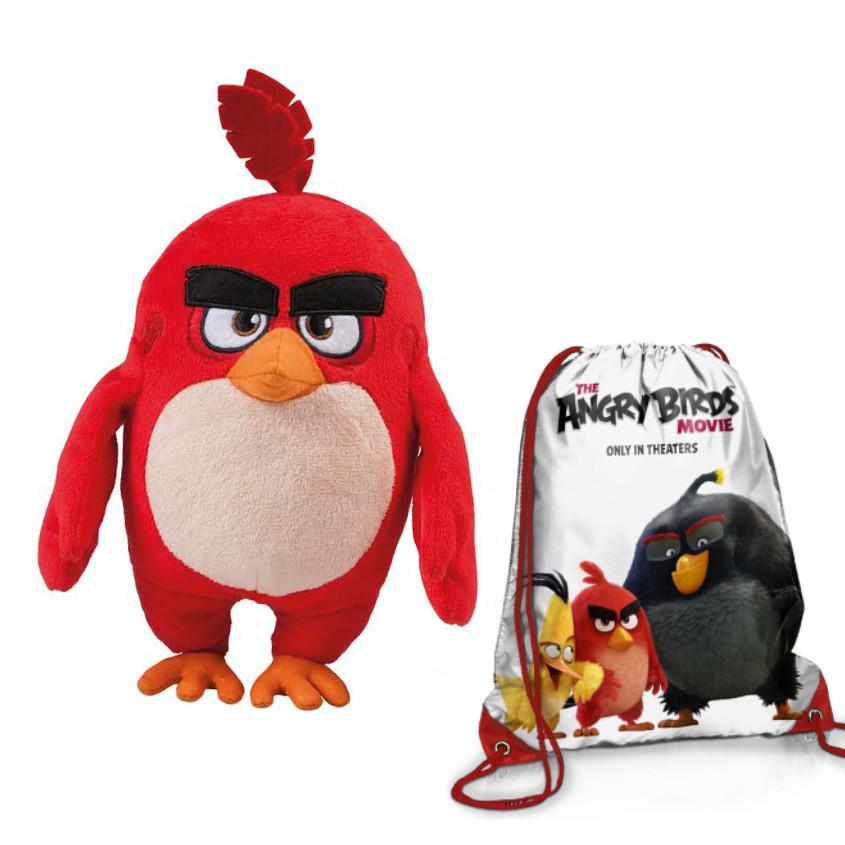 Gewinne Angry Birds