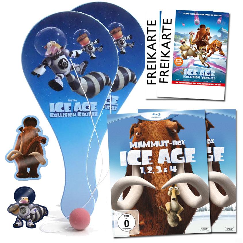 Ecke Des Monats Ice Age