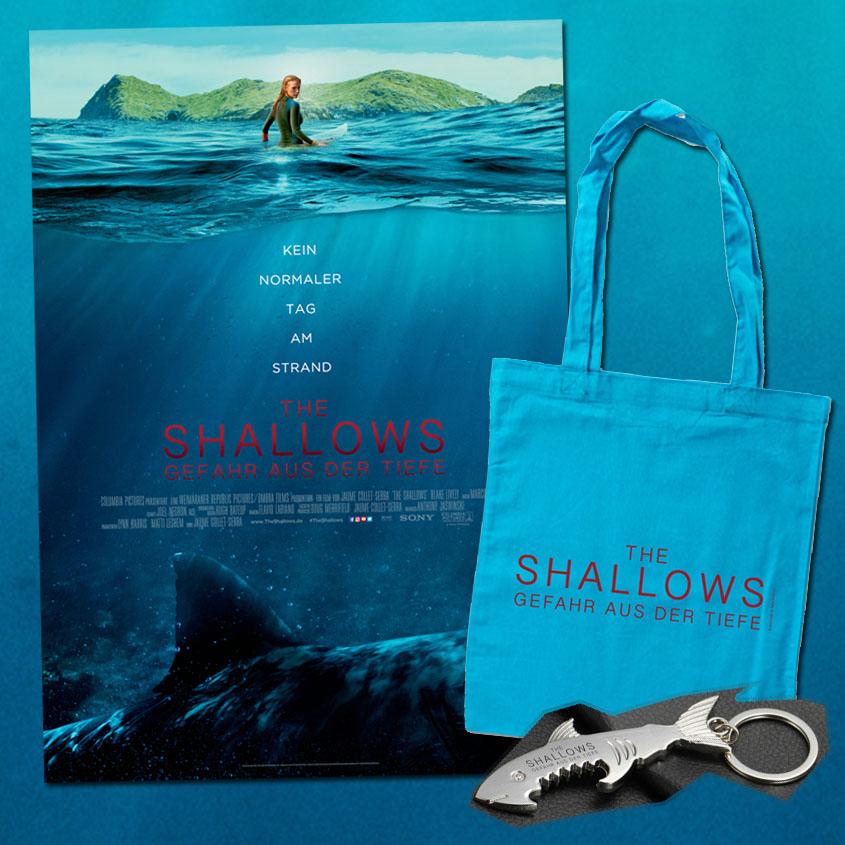 Gewinne The Shallows