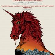 plakat-geekrace-2-the-rise-of-the-zombie-unicorn