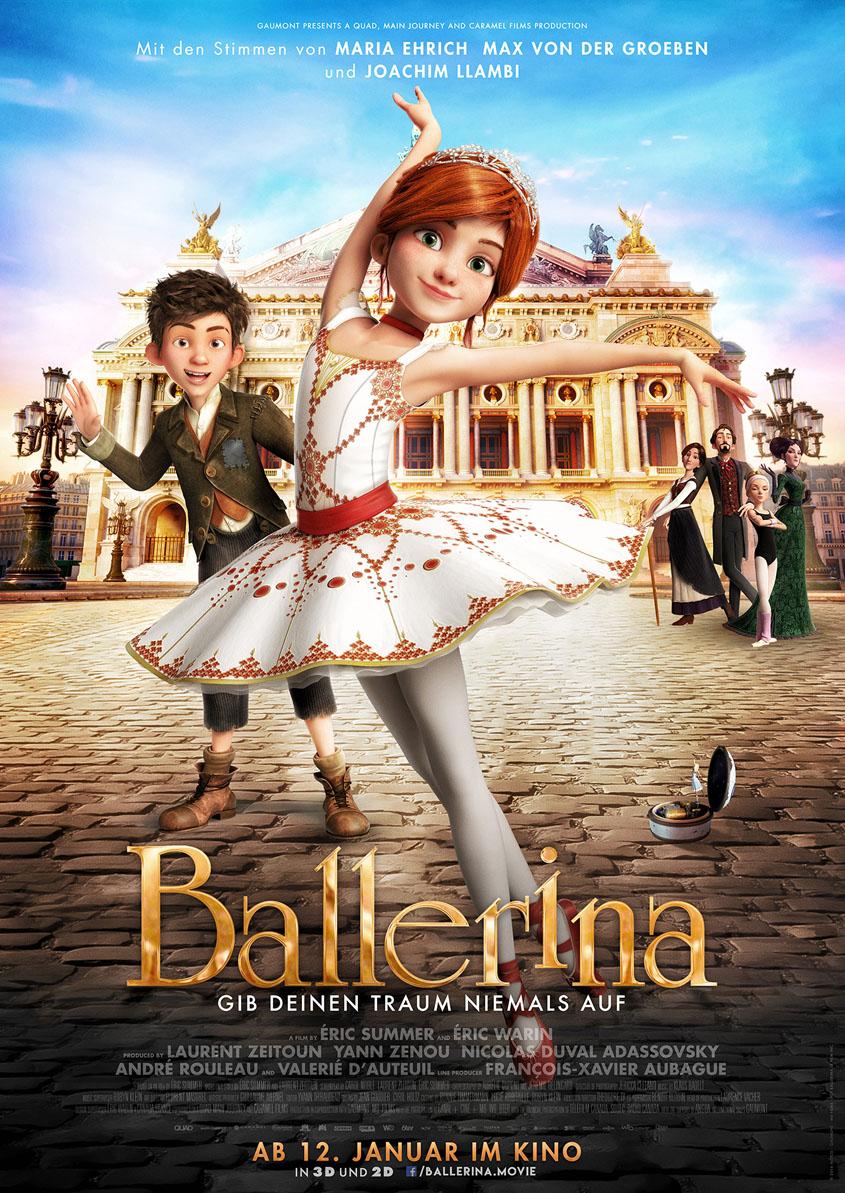 Ballerina_Plakat