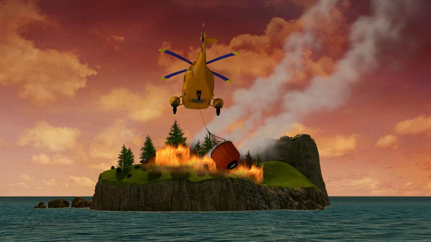 Feuerwehrmann Sam- Achtung Außerirdische - Szenenbild 2
