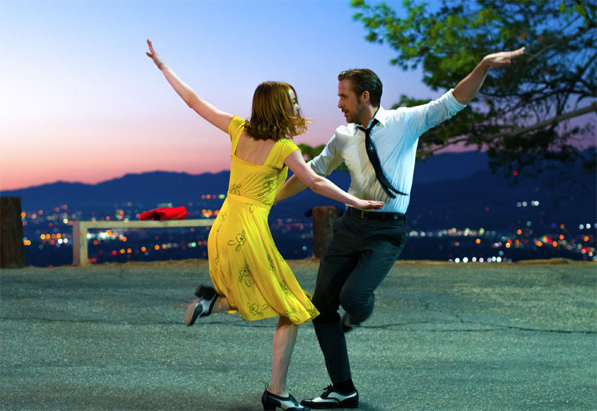 La La Land- Szenenbild 1