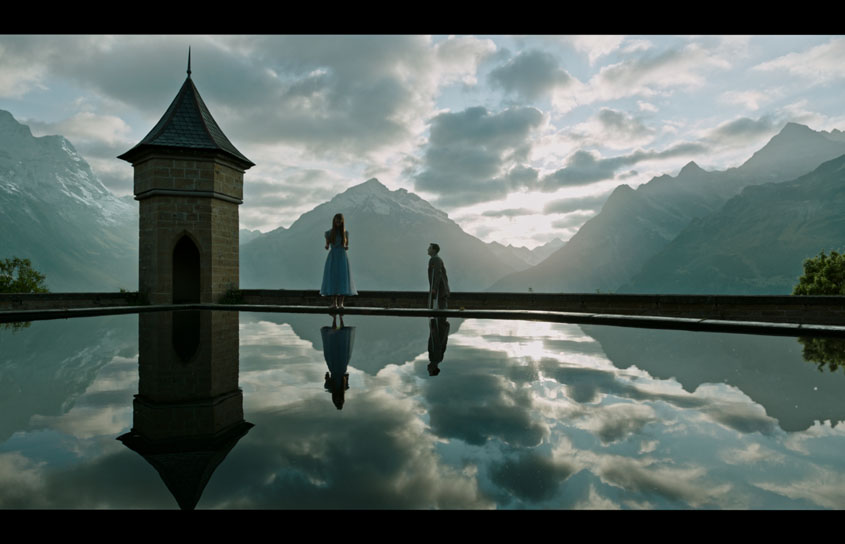 Szenenbild A CURE FOR WELLNESS