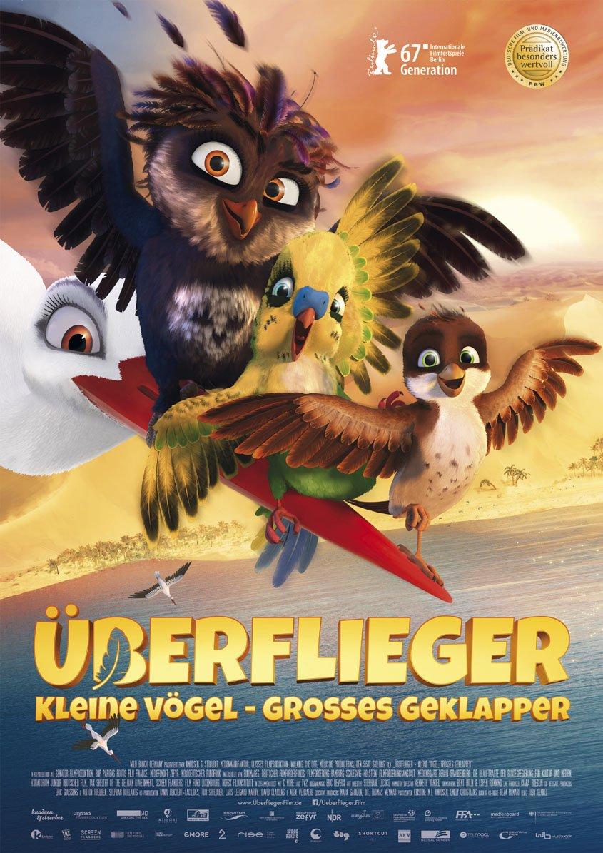 POSTER-UEBERFLIEGER