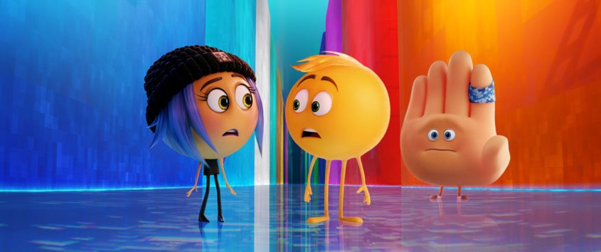 Emoji Der Film- Szenenbild