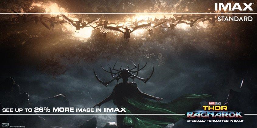 THOR 3- IMAX-Format