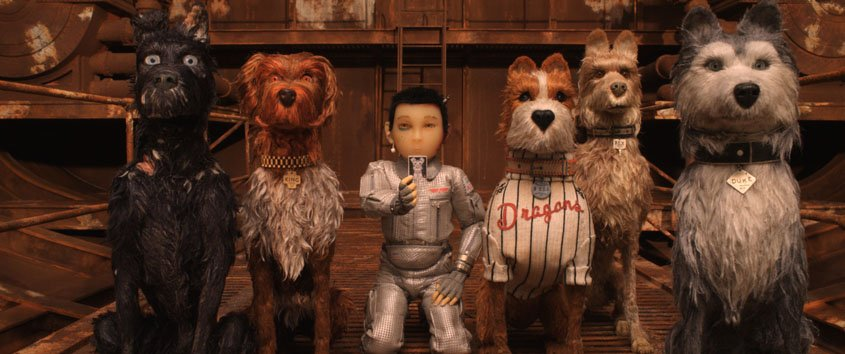Isle of Dogs - Ataris Reise- Szenenbild 2