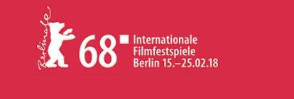 68 Internationale Filmfestspiele Berlin - Berlinale- Logo