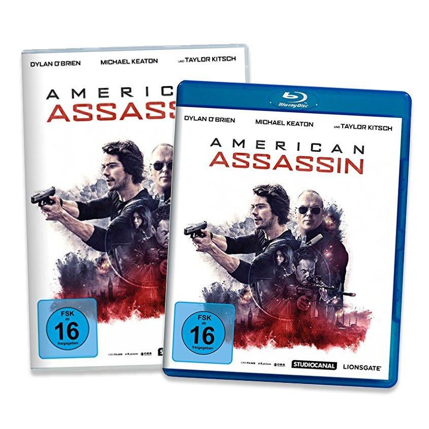Gewinne American Assassin