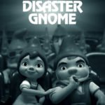 Sherlock Gnomes - Spoof - Plakat - The Disaster Gnome