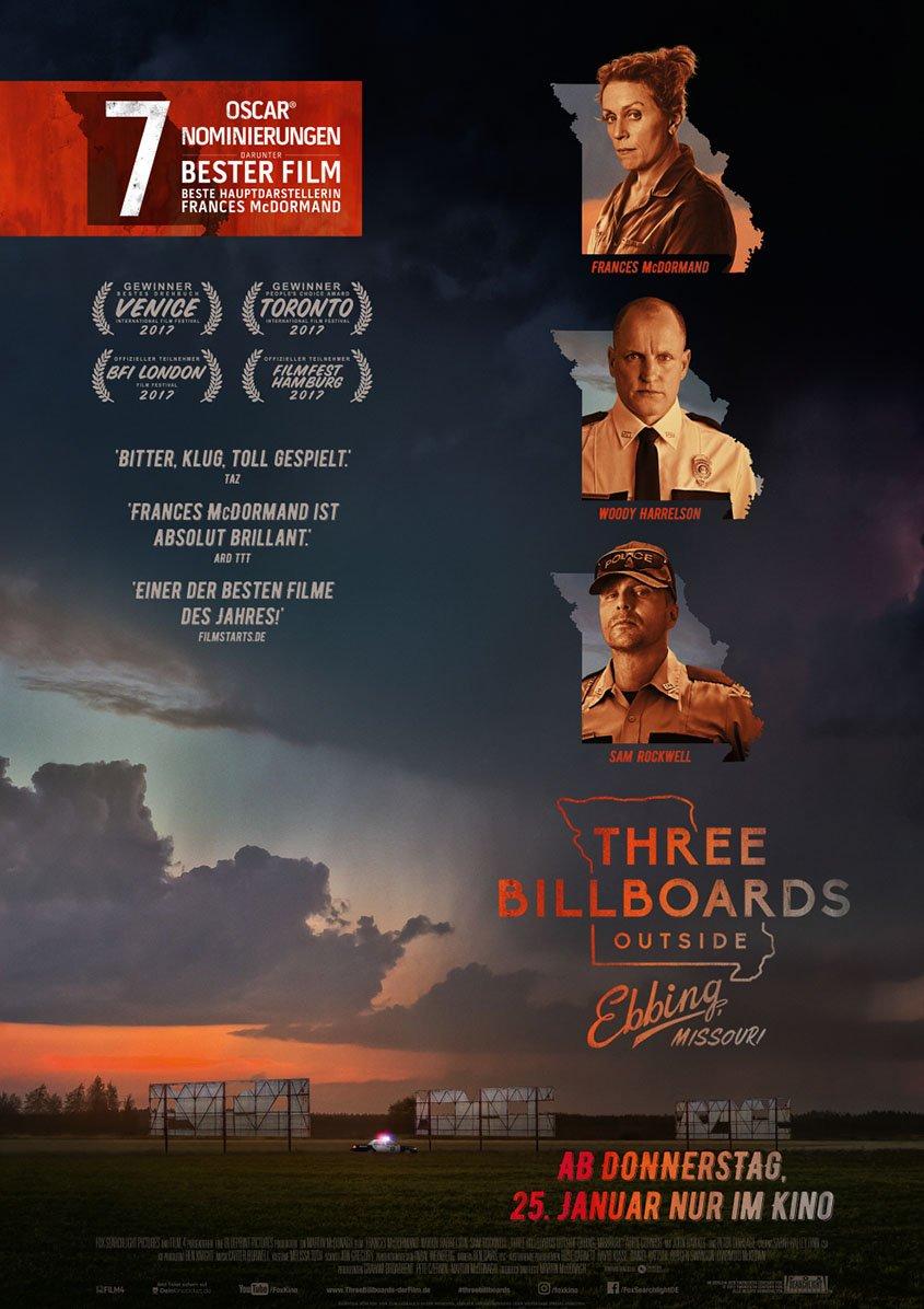 ThreeBillboards-Plakat