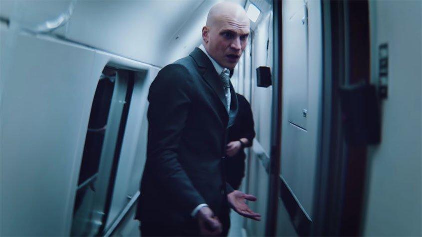 VR- Escape Train- Mord im Orient Express 2