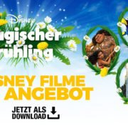 Disney Aktion Magischer Frühling