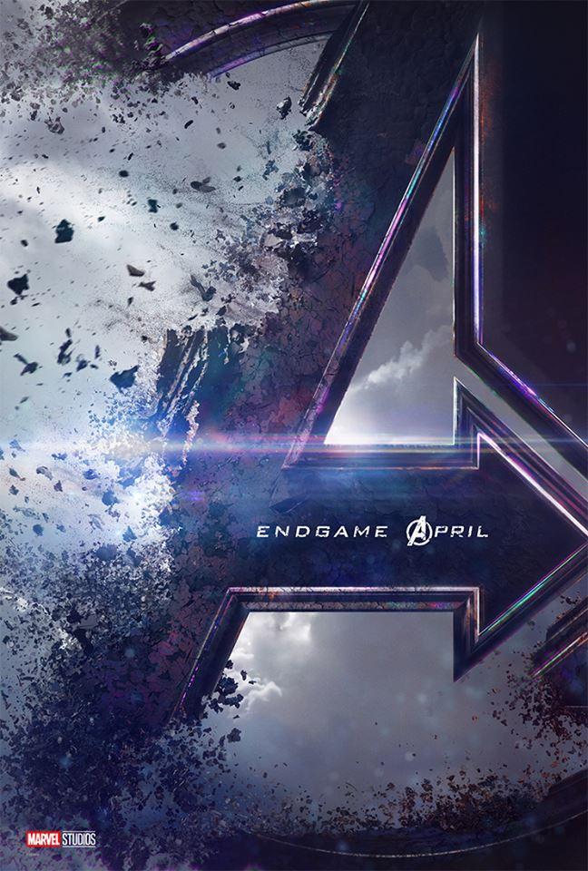Avengers Endgame- Poster