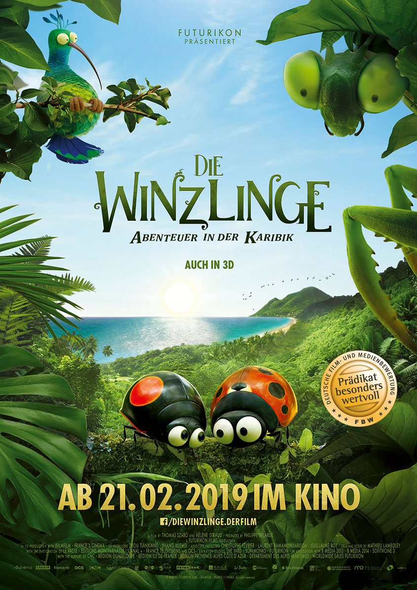 DieWinzlinge_AbenteuerInDerKaribik_Plakat