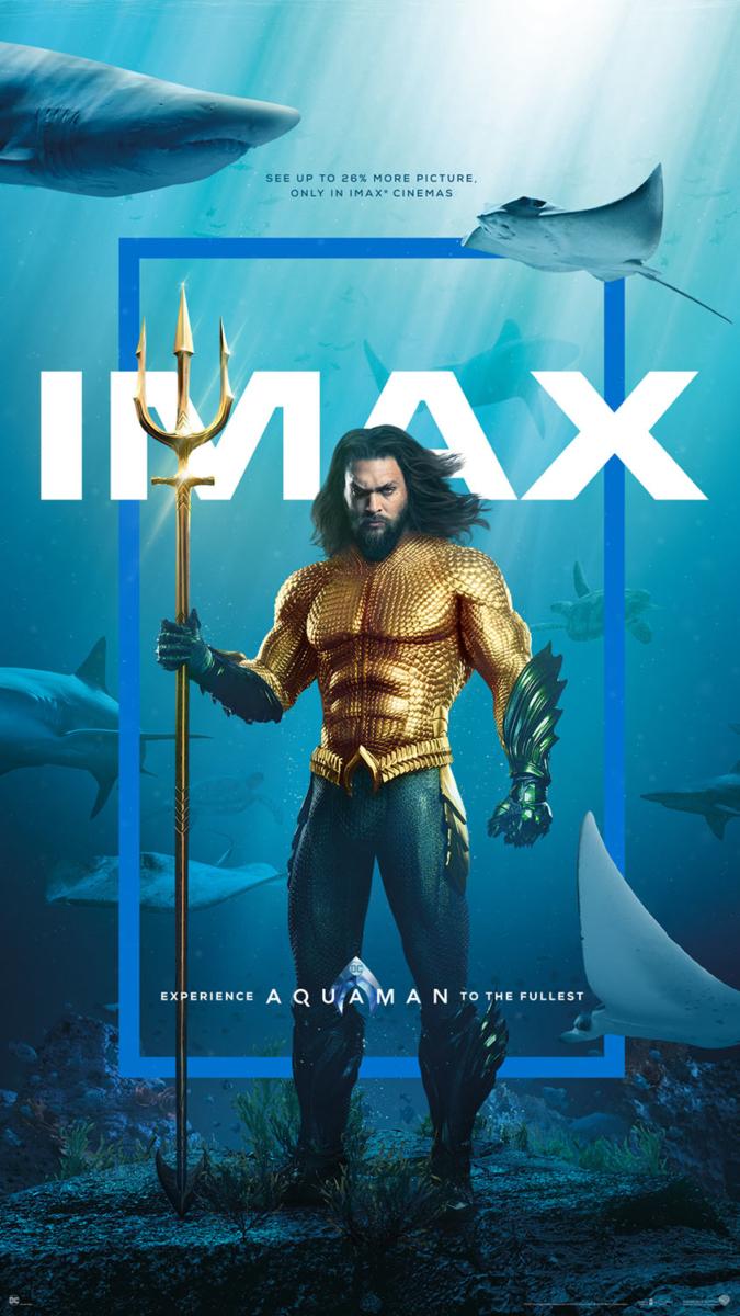 IMAX-Aquaman-Poster