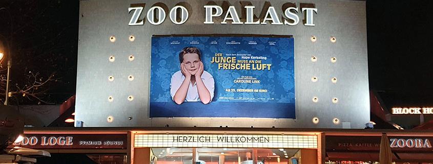 Premiere Berlin der Junge muss an die frische Luft