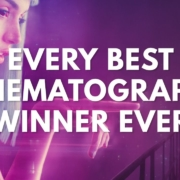 Best Cinematography Oscars