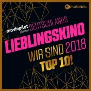 Deutschlands Lieblingskino 2018 Top 10