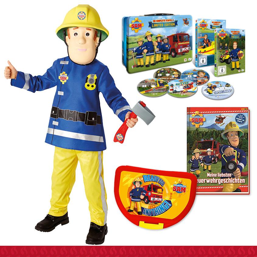Gewinne Feuerwehrmann Sam- Ploetzlich Filmheld