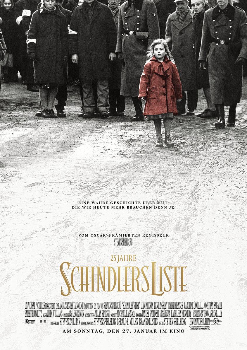 SchindlersListe-25Jahre-Plakat
