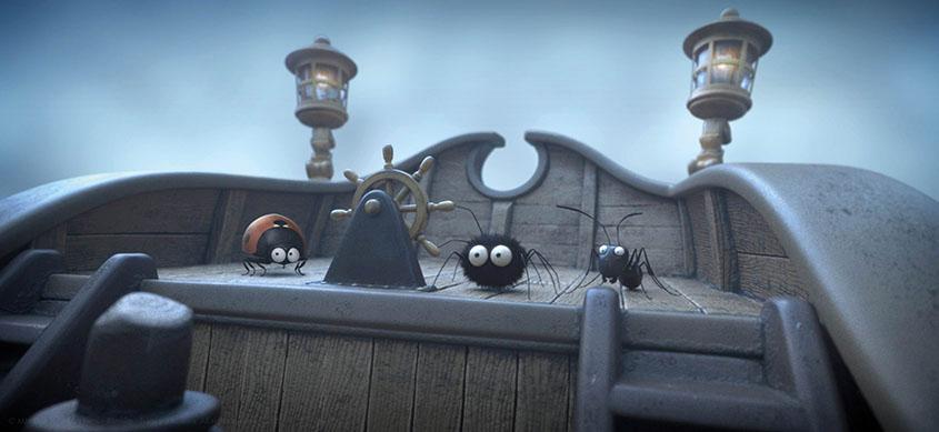 Die Winzlinge- Szenenbild 2