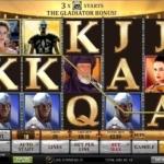 Gladiator-Slot Machine