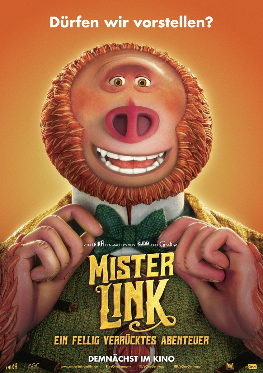 Mister Link_Plakat