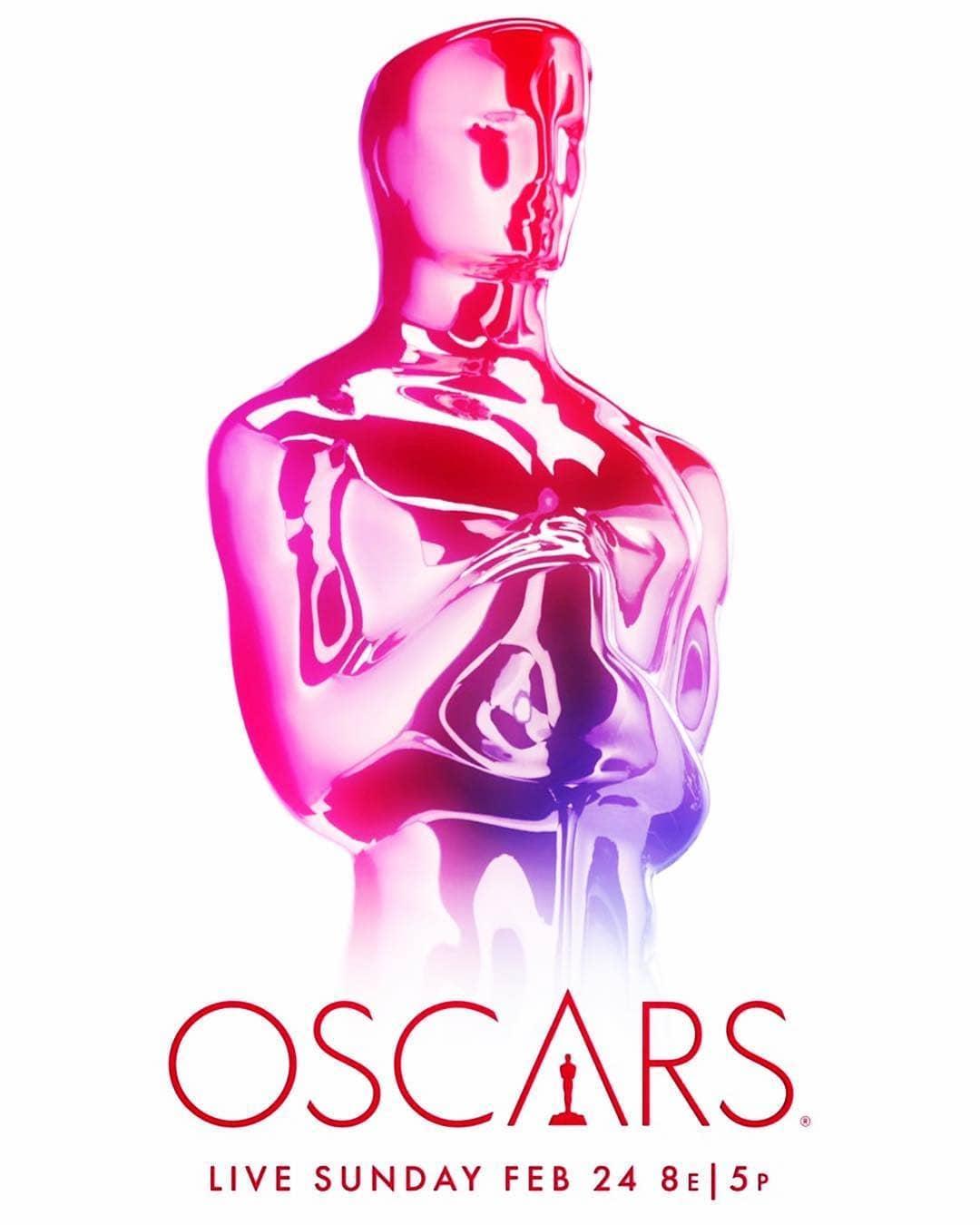 Oscars 2019- Plakat