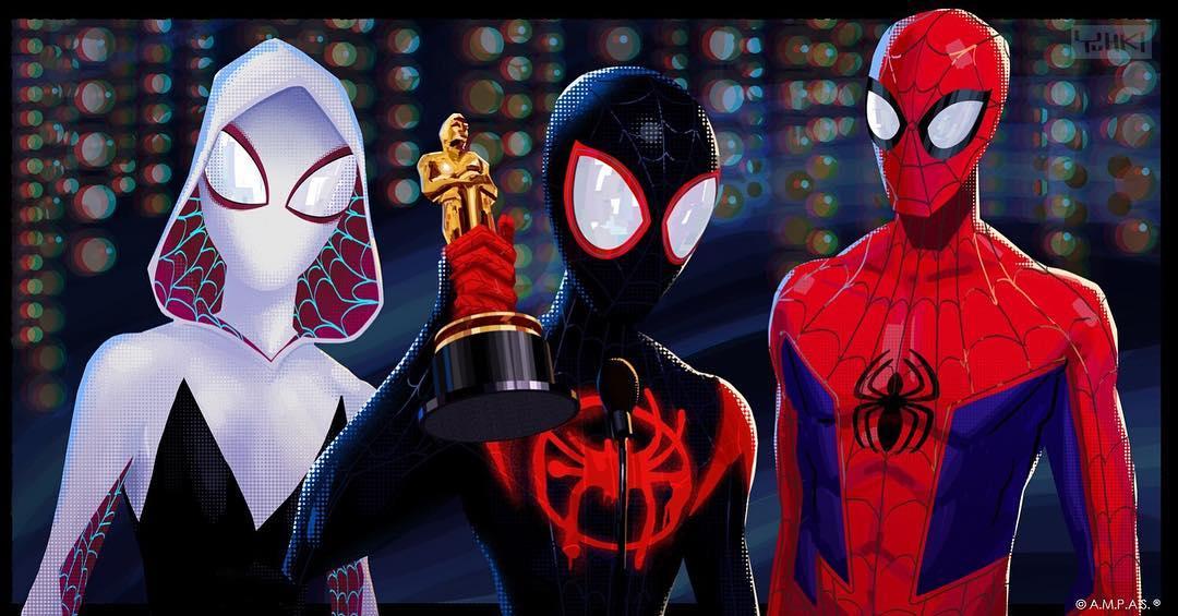 Spider-Man Oscars