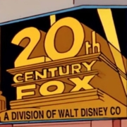 Fox Disney Simpsons