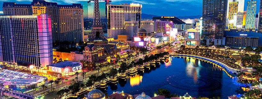 Glücksspiel im Film - Las Vegas