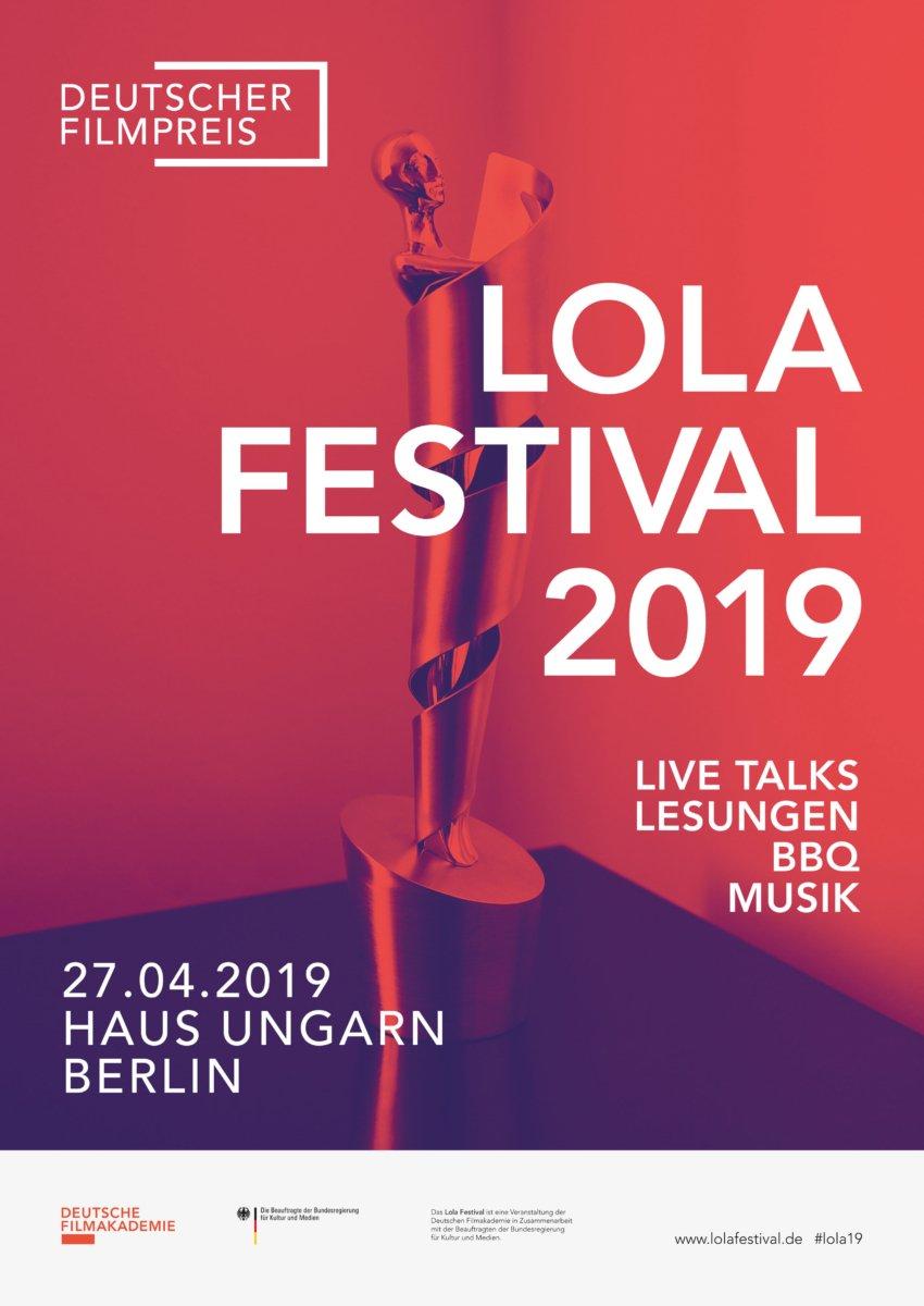 Lola Festival 2019_Plakat