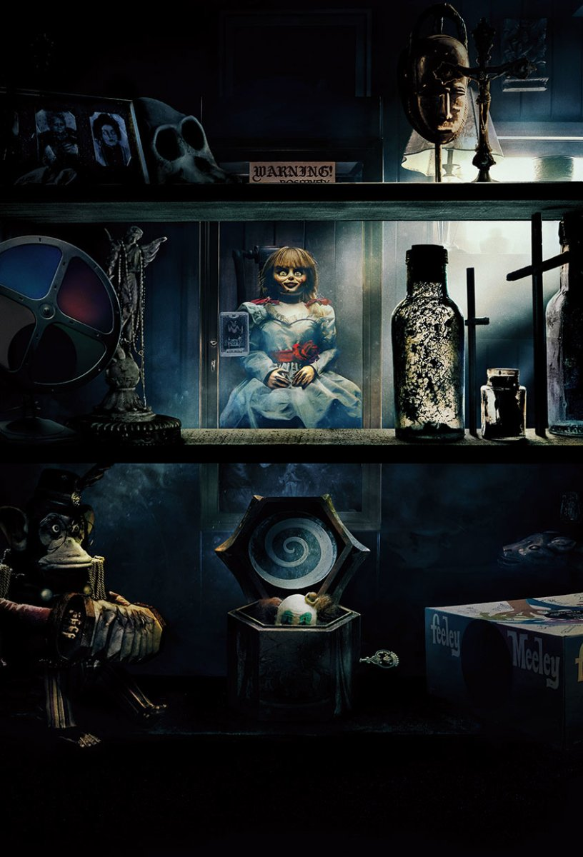 Annabelle 3- Artwork