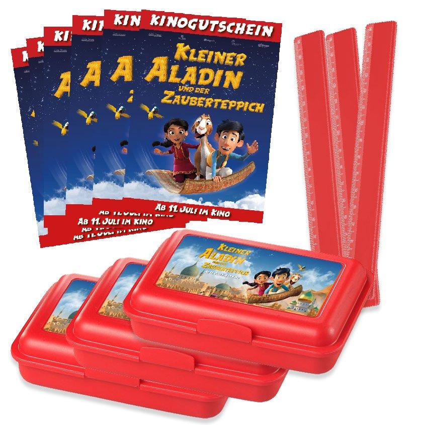Gewinne Kleiner Aladin und der Zauberteppich