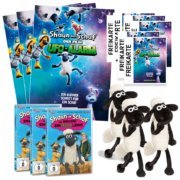 Gewinne Shaun das Schaf- Der Film - UFO Alarm