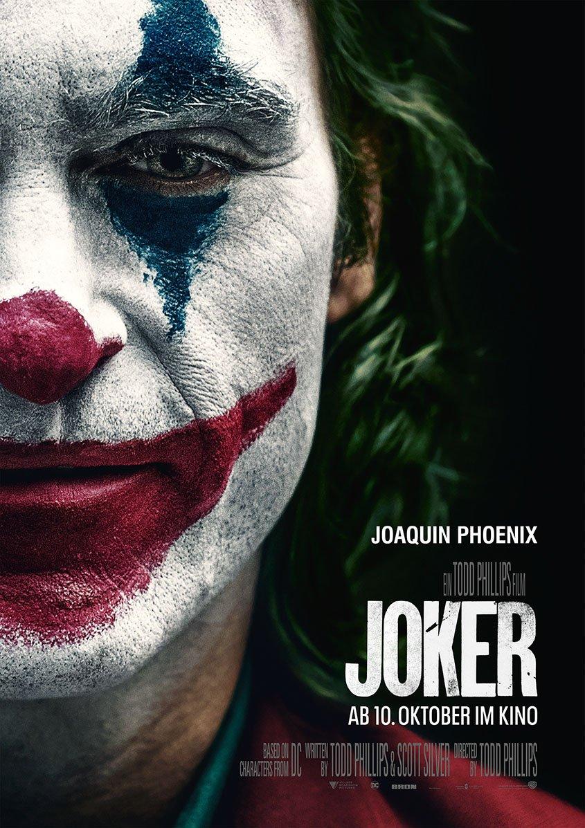 Joker-Hauptplakat