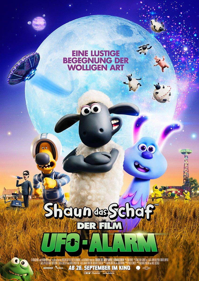 Shaun das Schaf-Ufo-Alarm_Hauptplakat