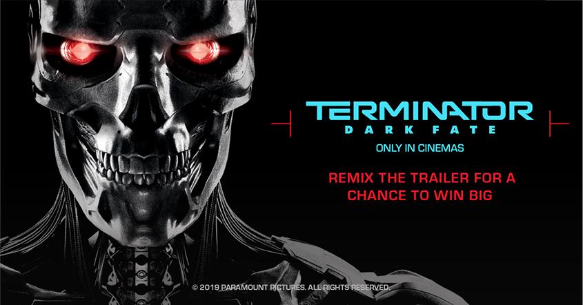 Terminator Dark Fate- Remix Trailer